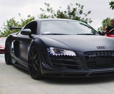 The new amazing Audi R8