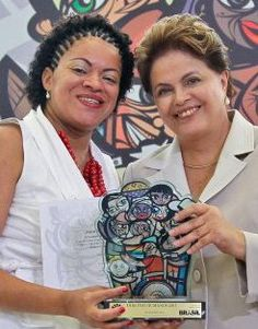 Solenidade de entrega do Prêmio de Direitos Humanos na categoria Diversidade Religiosa, entregue pela Presidenta Dilma em dezembro de 2011