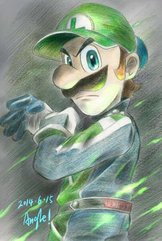 98 Best The Green Thunder Images Mario Luigi Super Mario