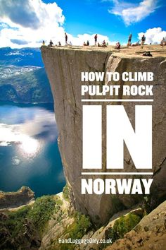 Hiking Pulpit Rock To Get The Best Views In Norway - Hand Luggage Only - Travel, Food & Home Blog