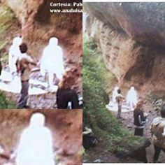 Beings of Light in Ongamira,Argentina