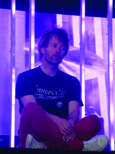 Thom Yorke - #Radiohead -  Sit down. Stand up. Walk into the jaws of hell ♪