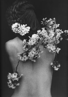floral | flowers | spring | love | black & white | back | pretty | soft | garden | beautiful | photography | classic