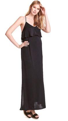 Symbol Of The Brand Dress For Pregnant Women Womens Solid Nursing Vest Maternity Dresses Fashion Cozy Streetwear Breastfeeding Dress Gestante Pregnancy & Maternity