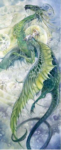The Dragon Moon by Stephanie Pui-Mun Law