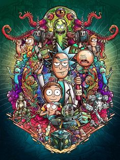 Rick And Morty Morty Rick Rickandmorty pertaining to Rick And Morty Crazy Wallpaper - All Cartoon Wallpapers Crazy Wallpaper, Trippy Wallpaper, Galaxy Wallpaper, Cartoon Wallpaper, Rick And Morty Drawing, Rick And Morty Tattoo, Cartoon Cartoon, Rick And Morty Crossover, Rick I Morty