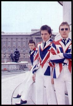 The Jam Union Jack, Soul Music, My Music, Rockabilly Rebel, The Style Council, Paul Weller, The Jam Band, Power Pop, Teddy Boys
