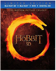 The Hobbit: Motion Picture Trilogy (Limited Edition Blu-ray 3D + Blu-ray + DVD + Digital HD) New Line Home Video but sadly not Extended yet http://www.amazon.com/dp/B00TFOKJGC/ref=cm_sw_r_pi_dp_xf0Bvb02AM71S