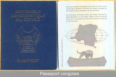 Le passeport biométrique avec puce délivré au président Joseph Kabila - Semlex group