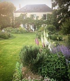 Summer evenings like this ... #frenchlifestyle #mystylishfrenchbox #subscriptionbox #french #garden