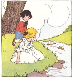 Sparrow Tree Square: Classic Literature for Children - see magazine archives for all the past issues (browse by theme) - free!