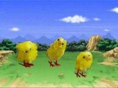 lenteliedje: ik ben een kuikentje Easter Ideas, Pikachu, Baby Kids, Stage, Ink, School, Fictional Characters, Video Clip, India Ink