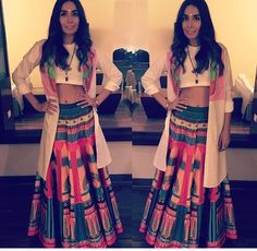 Monica Dogra # Indian day event look # Indian fashion