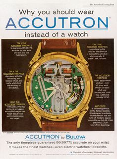 Before quartz, another technology set the game of precision, the tuning fork watches, invented by Bulova with the Accutron and used by Omega MegaSonic High End Watches, Cool Watches, Watches For Men, Omega Speedmaster, Most Popular Watches, Tuning Fork, Monochrome Watches, Bulova Accutron, Watch Blog
