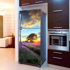 Fototapeta na lodówkę - Pole lawendy | Fridge wallpaper - Lavender field | 51,60PLN #fototapeta #fototapeta_lodówka #dekoracja_lodówki #wystrój_kuchni #dekoracja_kuchni #lawenda #lawenda_dekoracja #photograph_wallpaper #fridge_wallpaper #fridge_decor #fridge_design #kitchen_decor #kitchen_design #lavender_field #lavender #lavender_decor #design #decor