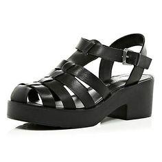 Block heels Gladiator sandals and Gladiators on Pinterest