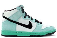 Nike SB Dunk High « Sea Crystal »