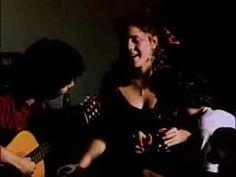 Eu preciso dizer que te amo - Leandra Leal e Daniel de Oliveira Cena do filme CAZUZA