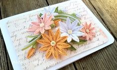 #quillincards #quillingflowers #quilling#handmadecards #handmade #квилинг#квиллингцветы #квиллинг