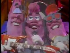 Motown music in television animation. Meet the Raisins- Signed, Sealed, Delivered, I'm Yours #Motown #music  @Giftkone