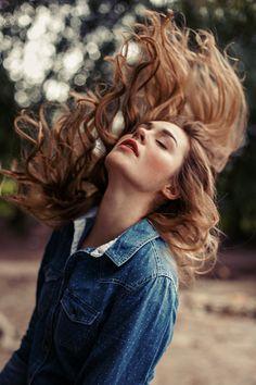 hannah – make-up & hair by eva gerholdt