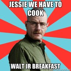 CyBeRGaTa: Breaking Bad Finds Its Way Into Internet Memes