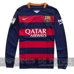 Venta de Jersey local para uniforme del ML Barcelona 2015-16 Barcelona  2017 191c7e95b0eb9