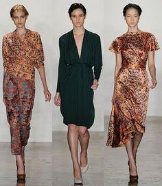 Fashion Me Fabulous: New York Fashion Week SS12: Elie Tahari, Diane von Furstenberg, Costello Tagliapietra