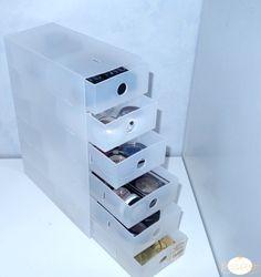 bloc 6 tiroirs muji