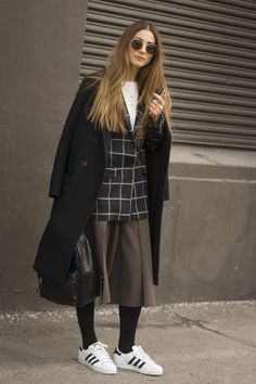 Pin for Later: The Street Style Hot Enough to Make You Forget the Cold NYFW Day Seven