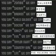 What TWD fans say