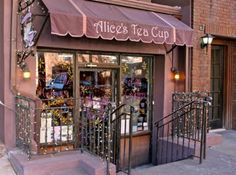 Alice's Tea Cup- NYC. Quaint, delicious, and affordable.