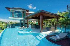 Luxo : Casas com piscina Piscinas incríveis Casas de luxo