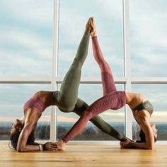 From /koyawebb/ - Strong women support each other. They co-create congratulate and conquer their challenges one breath at a time. ----- Partner Yoga with one of my fave Acro partners @riva_g_ captured by @nathanrosephotography -------------------------------------------------------------------- For info about promoting your yoga brand or events send me a direct message /yogalife/.gifts or email mailto:aspireyoga@outlook.com . . Follow /yogalife/.gifts for inspiring yoga images and videos…