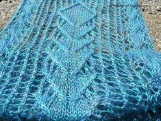 Echarpe Aslaug de Tricote pas tout - free