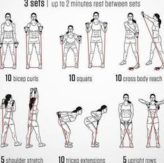 resistance band exercises for men,resistance bands exercises for beginners,resis. - Exercices de fitness - resistance band exercises for men,resistance bands exercises for beginners,resistance tube exercise - Fun Fitness, Fitness Workouts, Senior Fitness, Group Fitness, At Home Workouts, Fitness Band, Physical Fitness, Health Fitness, Fitness Quotes