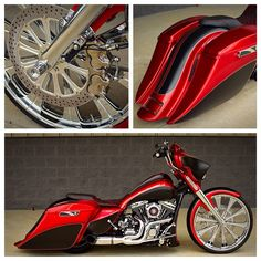 2015 Street Glide Special we just put our Twist on!! All new bolt on neck kit so…
