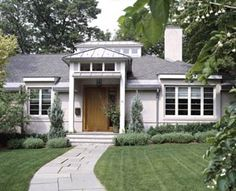 Ranch Revisited #exterior