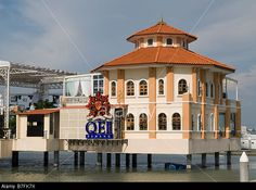 Waterfront Venue At Church Street Pier, Penang, Malaysia Stock Photo, Picture And Royalty Free Image. Pic. 21857358