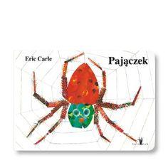 Eric Carle - Pajączek, wyd. Tatarak