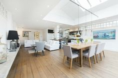 http://www.johndwood.co.uk/property-for-sale/CWK140076  This fantastic #property in #W12 ticks all the boxes with this open plan kitchen/dining/family room!