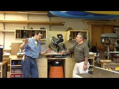 Extreme Garage Shop Makeover -- Part 4; Presented by Woodcraft