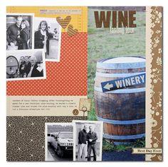 Wine Tasting Tour by Summer Fullerton