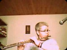 A las puertas del Cielo:Flauta Traversa. - YouTube