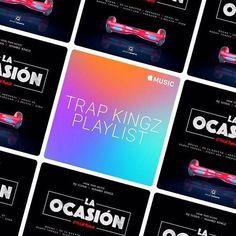 Nicky Jam @nickyjampr: La ocasión remix ya en la calle escuchala en la playlist Trap Kingz de @applemu Hollywood, Trap, Street