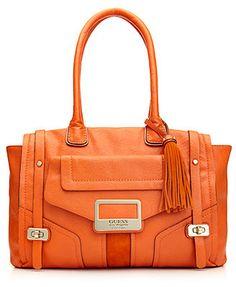 GUESS Handbag, Westbrook Satchel