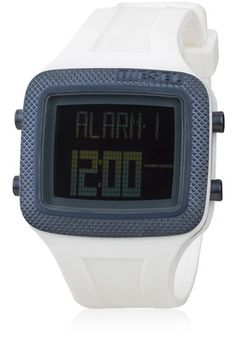 DZ7215 White/Dark Grey Digital Watch Price: Rs 7995