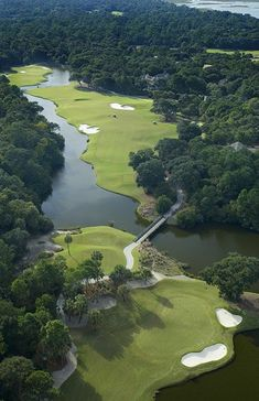Famous Golf Courses, Public Golf Courses, Kiawah Island Golf, Golf Holidays, Golf Course Reviews, Scenery Pictures, River, Outdoor, Golfers