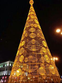 Madrid. Navidad 2014.