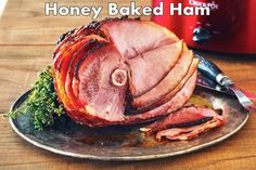 Spiral cut ham is not something that all people love. However, this honey baked ham recipe will be able to please everyone at the dinner table.